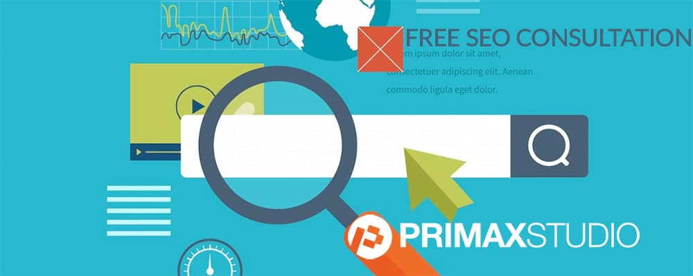 Free SEO - Search Engine Optimization Consultation | Primax Studio