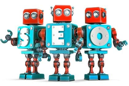 search engine optimization robots